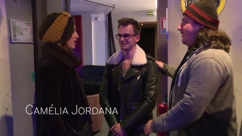 «Les Petits Concerts MTV Pulse» avec Camélia Jordana àTours