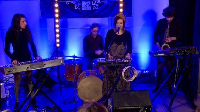 EMISSION « Les Petits Concerts MTV Pulse » – CamiliaJordana