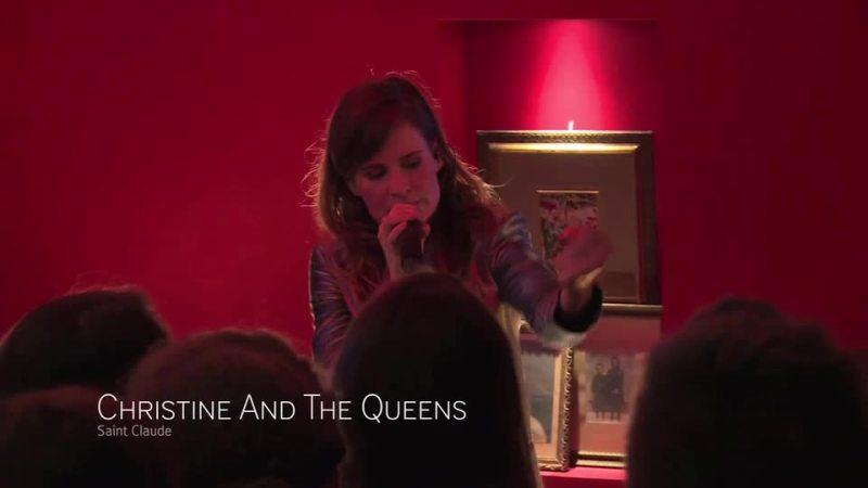 «Les Petits Concerts MTV Pulse» avec Christine & The Queens à LaRochelle