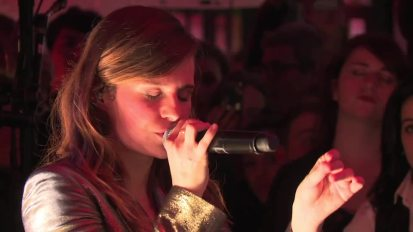 EMISSION « Les Petits Concerts MTV Pulse » – Christine & The Queens